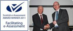 Calibrand_e-Assessment_Award_winner