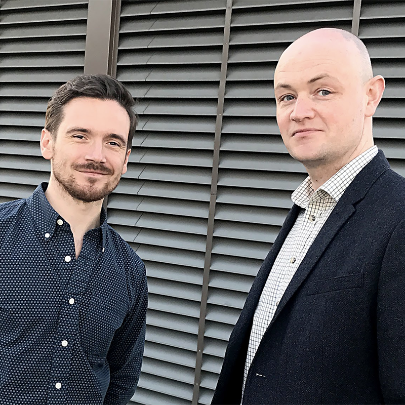 Calls9: Pete Mills, Founder and CCO and Richard Sutcliffe, Digital Workplace Consultant