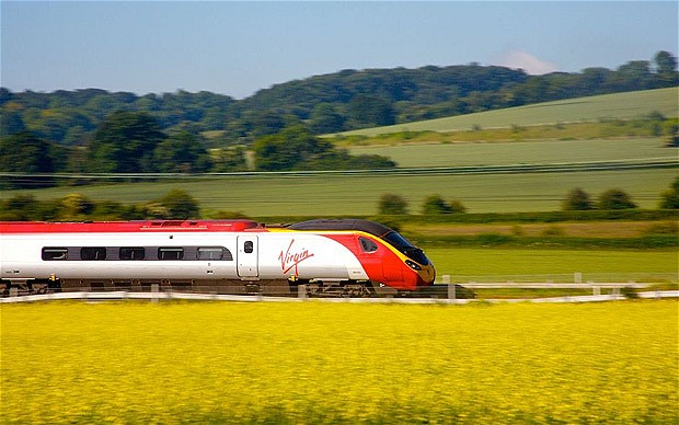 Virgin Trains Goes Greener with eLearning from CM Group
