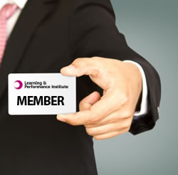 Membership of the LPI shows a strong commitment to the learning industry