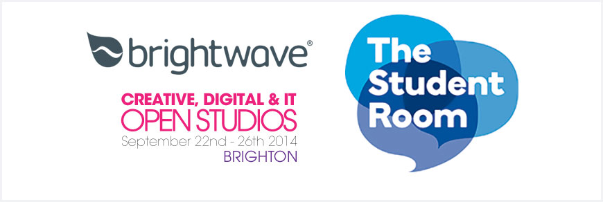 Brgithwave and The Student Room open studios event