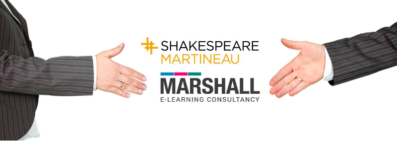 Marshall's partner with law firm Shakespeare Martineau