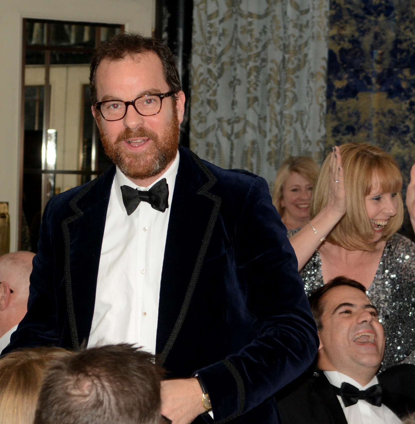 Immerse CEO Tom Symonds celebrates gold win