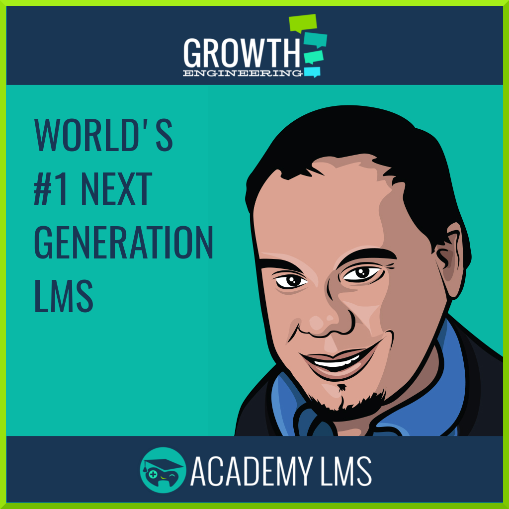 Craig Weiss named Growth Engineering's Academy LMS as the world's best next generation LMS
