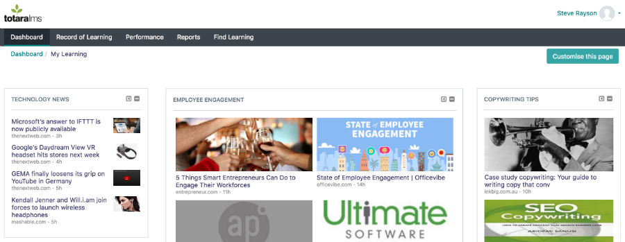 New content curation plugin enhances the learning experience