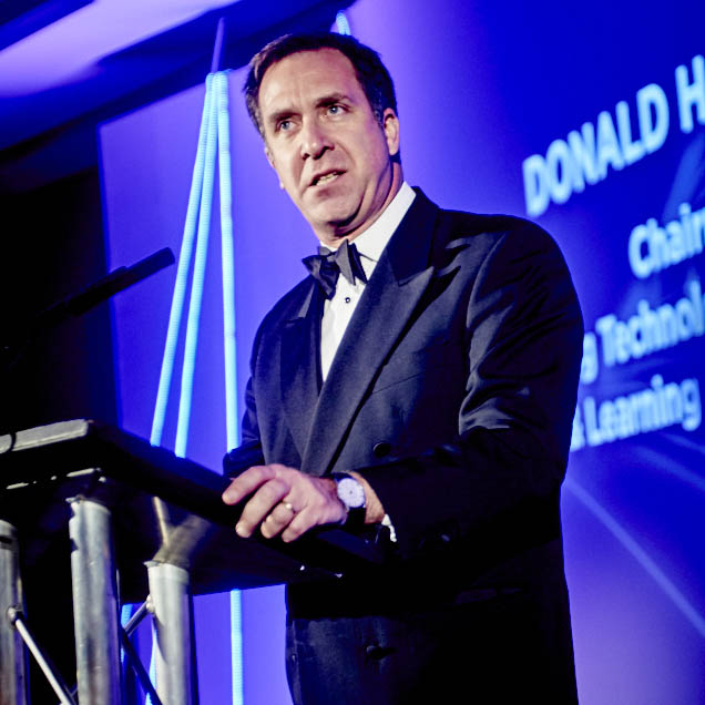 Donald H Taylor, Chairman, Learning Technologies Awards