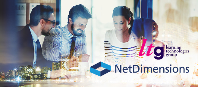 Learning Technologies Group plc (LTG) has acquired NetDimensions
