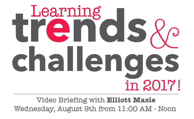 Learning Trends  Challenges Free Video Briefing