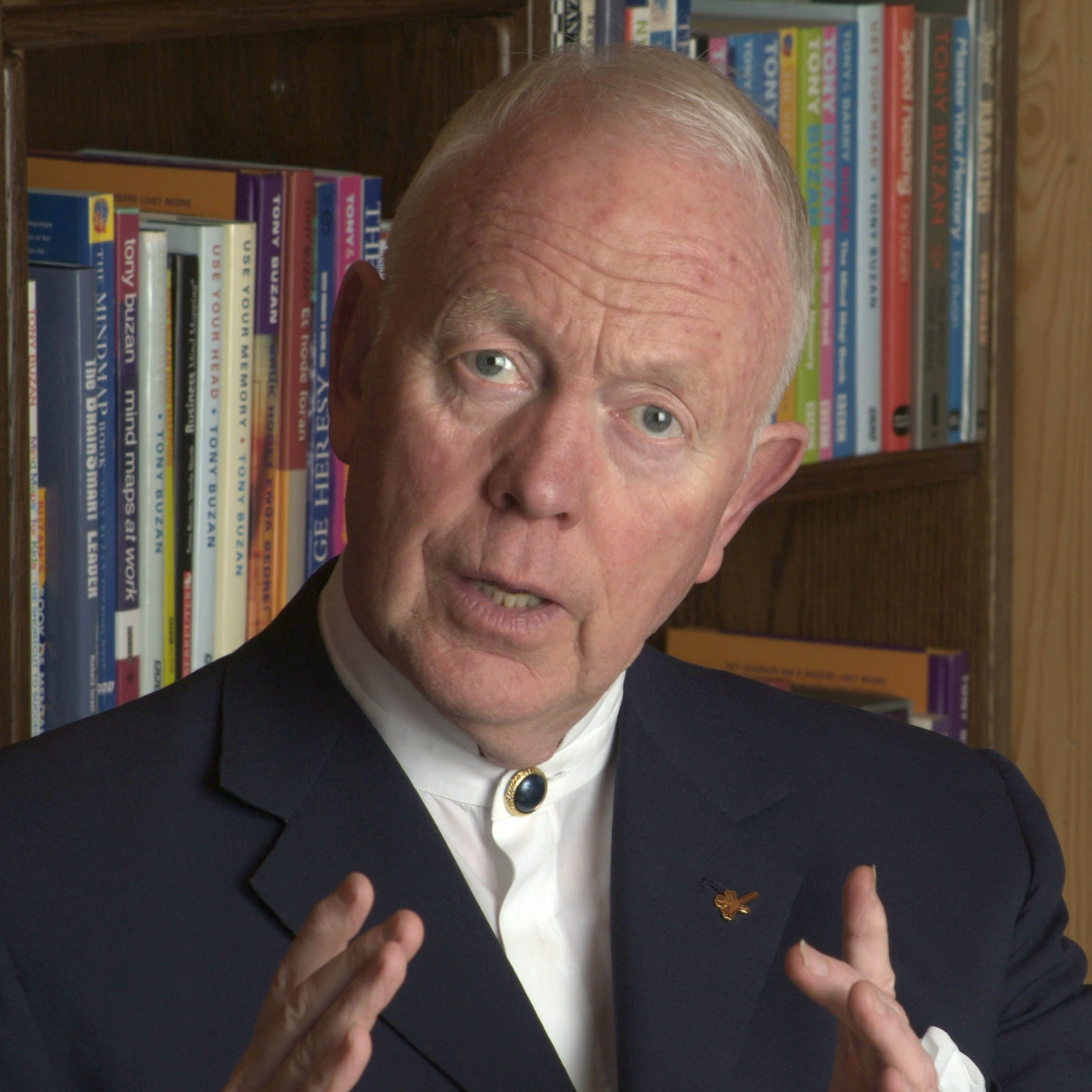 Tony Buzan, creator of Mind Maps, will open Learning Technologies Asia on 7 November