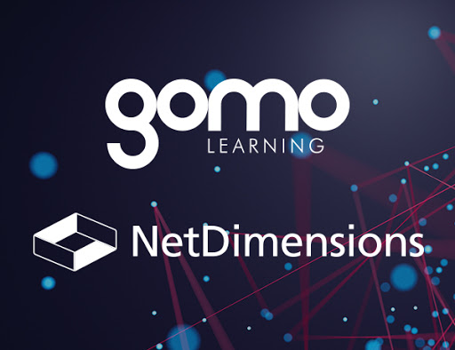 The gomo and NetDimensions integration allows customers to easily publish responsive courses into the NetDimensions LMS