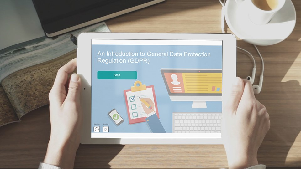 Free GDPR overview from Virtual College