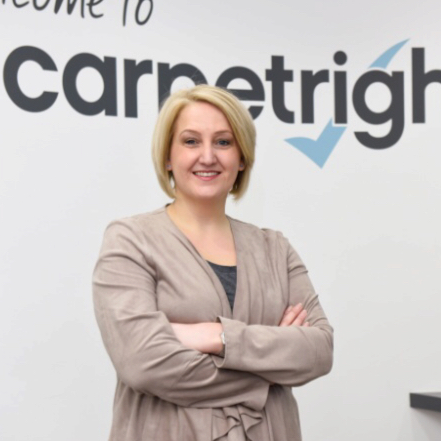 Lyn Warren, HR Director at Carpetright