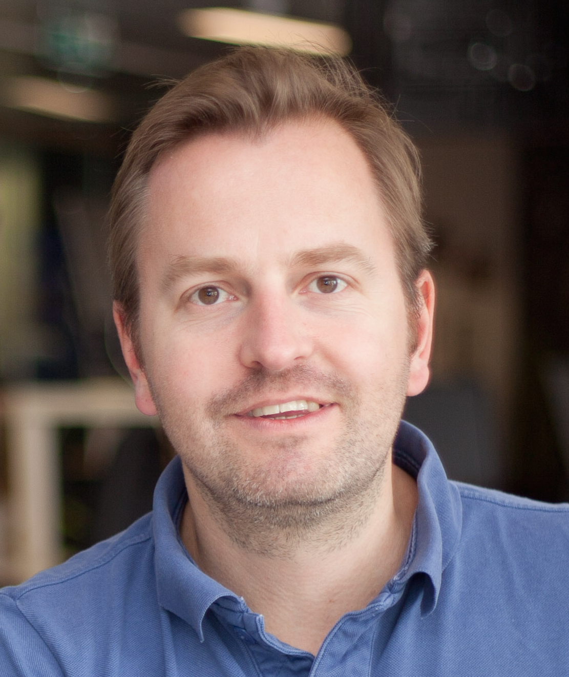 Co-founder and CEO of Busuu, Bernhard Niesner