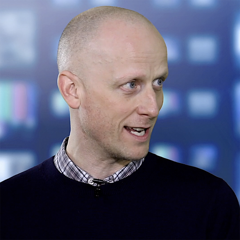 David James talks to LNTV about lean and agile learning