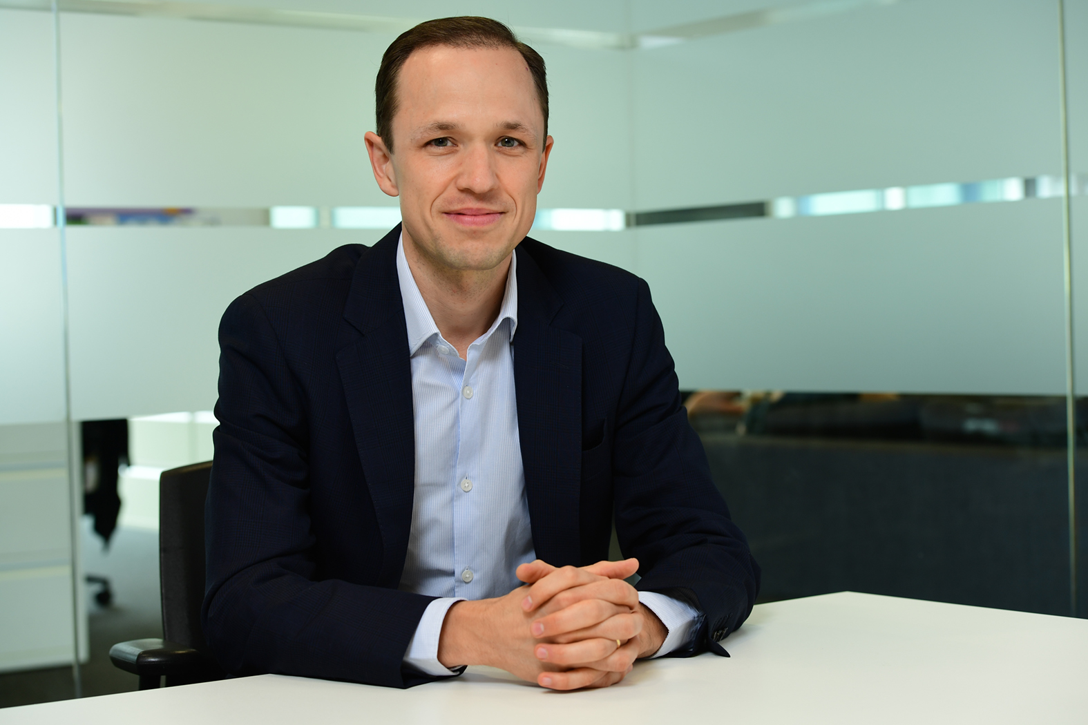 Gustaf Nordbäck, CEO of FT | IE Corporate Learning Alliance.