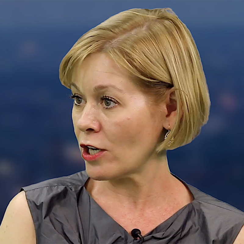 Lori Niles-Hofmann, author of Data-Driven Learning, on Learning Now tv