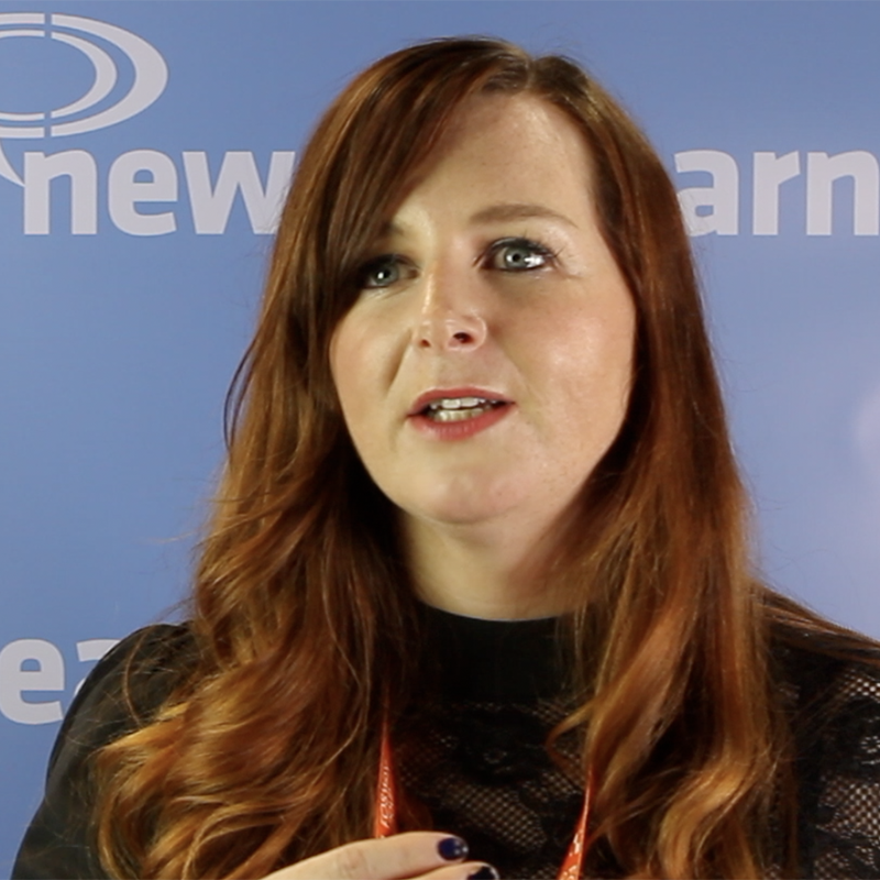 Kate Graham, Content and Communications Manager, Fosway and Track Chair, Learning Live