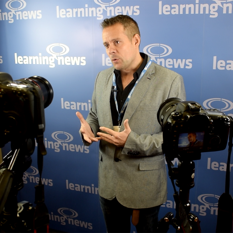 Learning News interview with Paul Freeman of GK Apprenticeships and Global Knowldge, about the skills gap in the UK