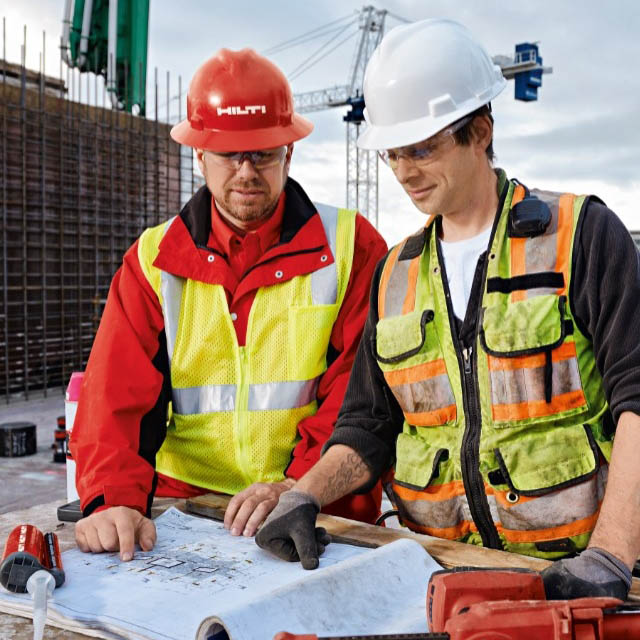 Hilti, delivering learning experiences to it's 27,000 employees