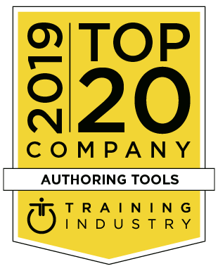 Training Industry's list of the world's best authoring tool providers