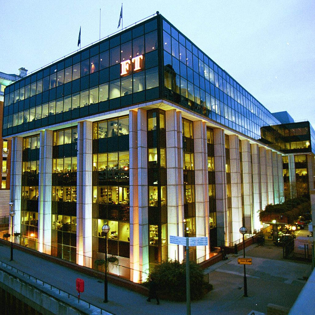 The FT's headquarters in Southwark, London