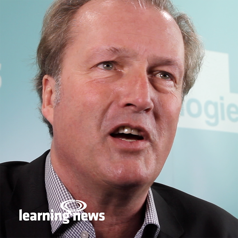 Armin Hopp, Founder and President of the language learning platform, Speexx
