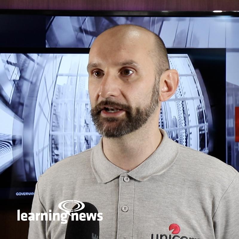 Richard Whittington, Head of Digital Products, Unicorn Training