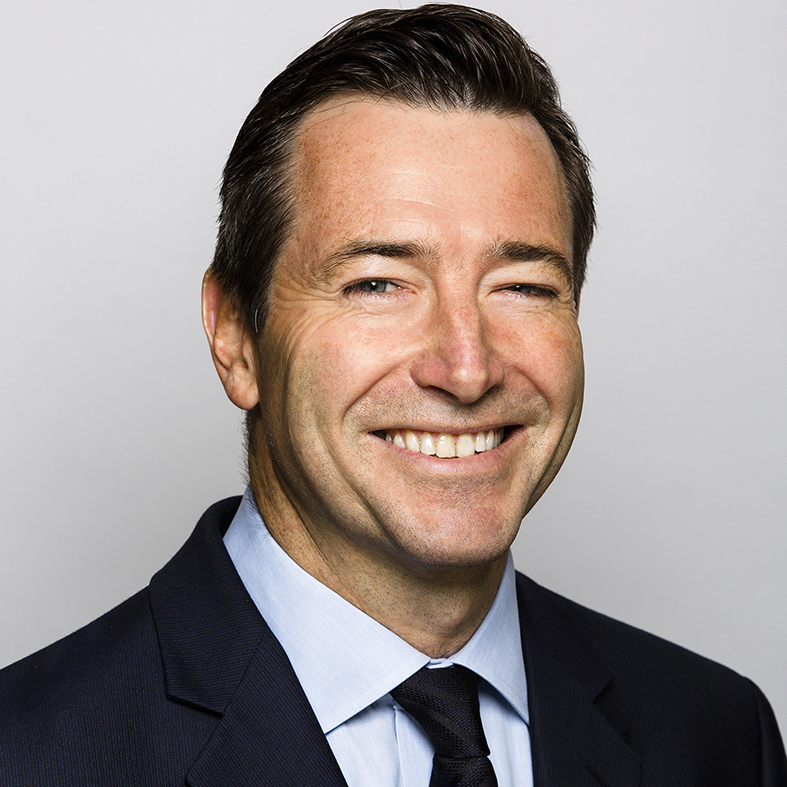 John Ridding, CEO of the Financial Times