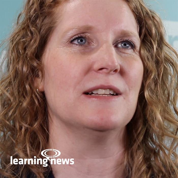 Dani Johnson, RedThread Research, talks to Learning News about learntech trends