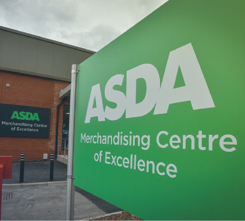 Asda Merchandising Centre of Excellence