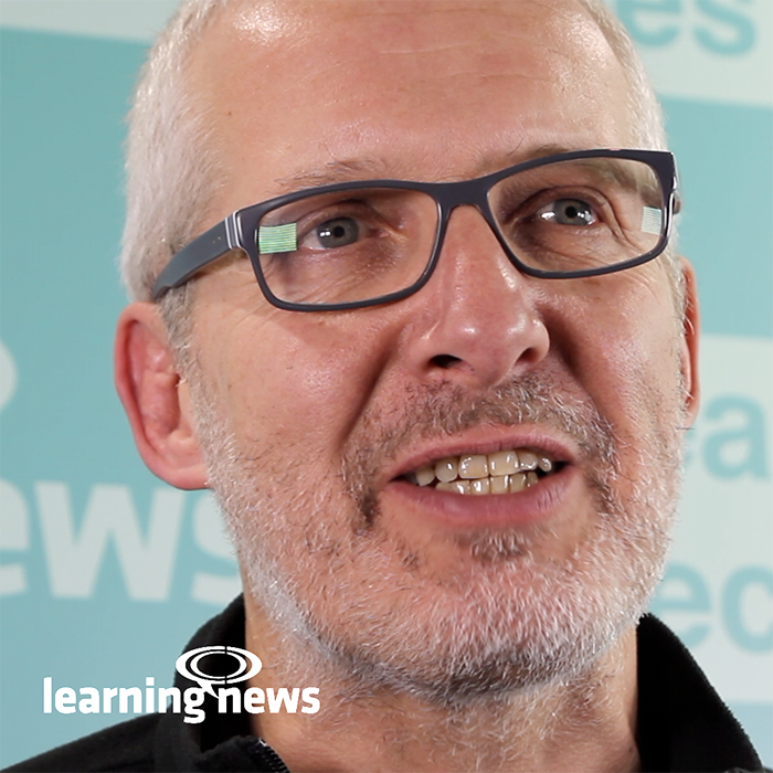 Euan Semple helping L&D to debunk digital transformation at Learning Technologies 2019