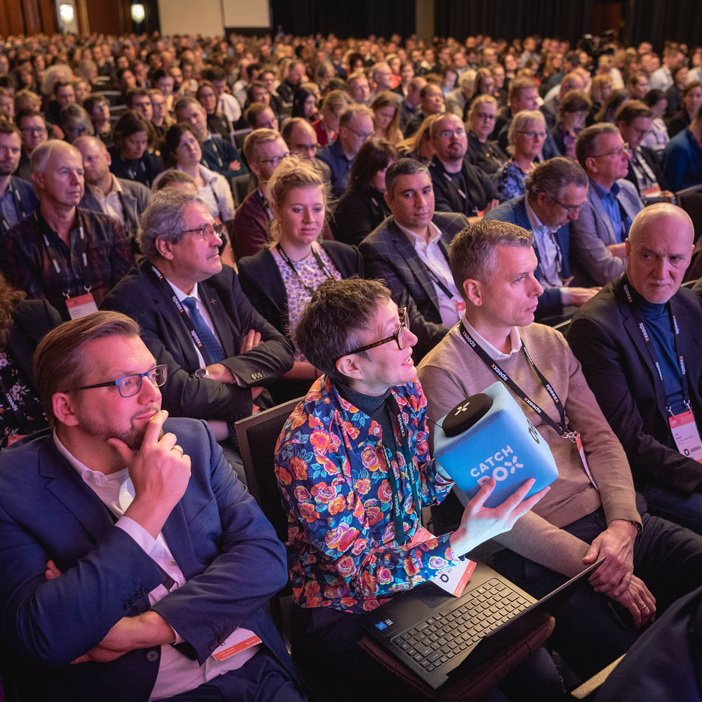 OEB 2019 takes place in Berlin, 27-29 November