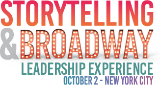 Storytelling and Broadway Experience