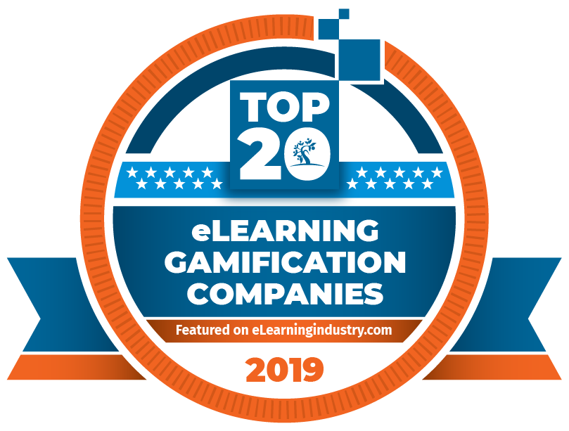 LEO Learning has been named in eLearningindustry.com's list of top 20 gamification companies for 2019
