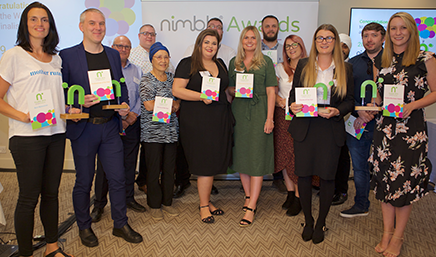 2019 Nimble Awards Winners and Finalists