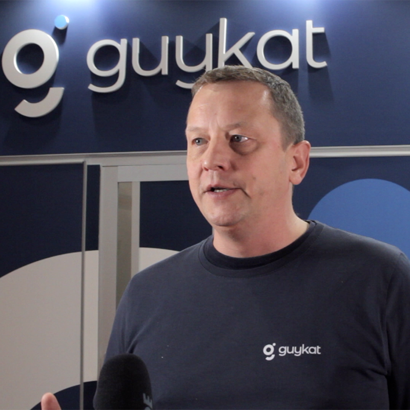 Guy McEvoy, Founder and CEO, GuyKat Solutions