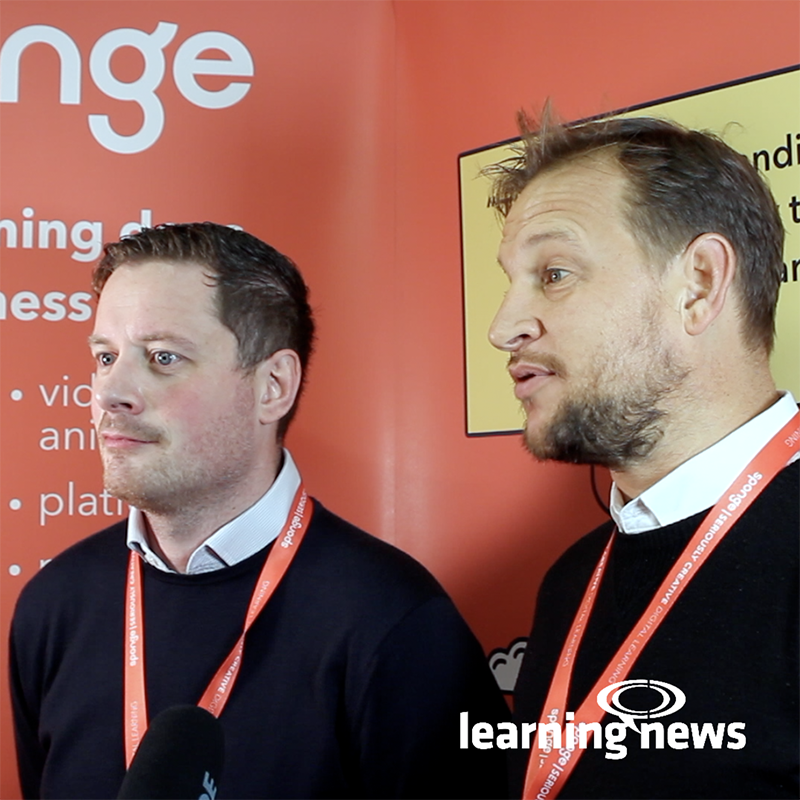 Tom Bright and Jason Butler, Sponge: anti-bribery elearning