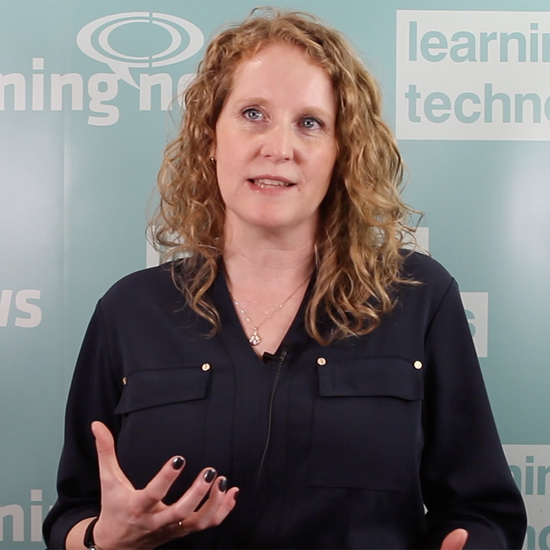 Learning ecosystems: Dani Johnson at Learning Technologies 2020