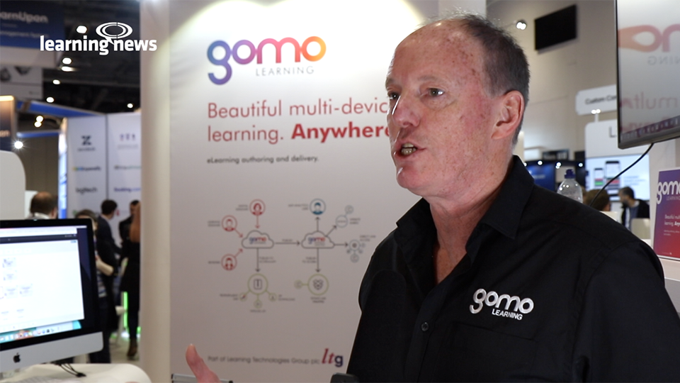 Mike Alcock, Gomo Learning