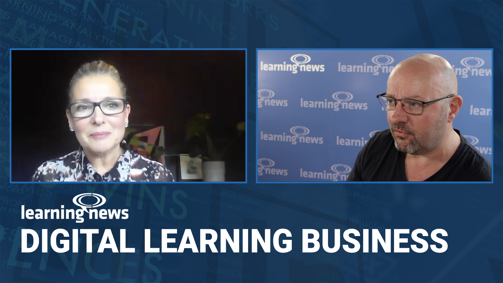 Hannah Brindle, Virtual College, in conversation with Learning News