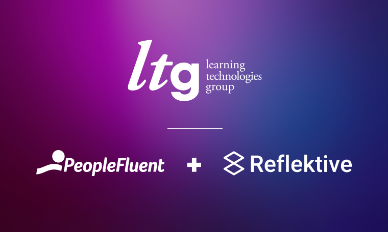 LTG has acquired Reflektive Inc, which will form part of its PeopleFluent business and enhance PeopleFluent's talent management offering