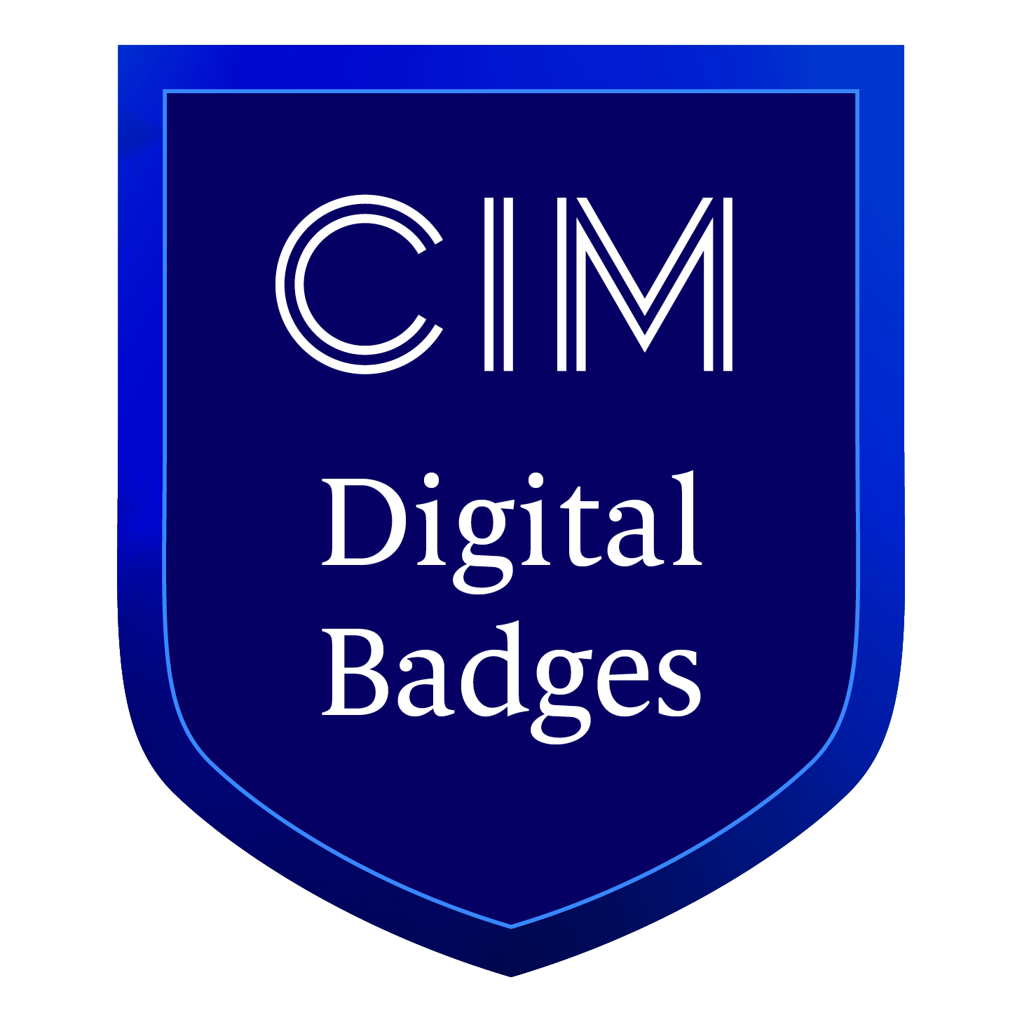 CIM Digital Badges